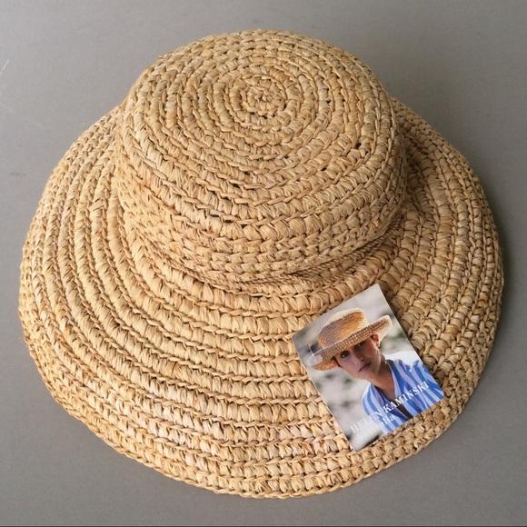 8345028e helen kaminski Accessories | Designer Raffia Hat Avalon | Poshmark